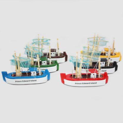 PEI Fishing Boat Small