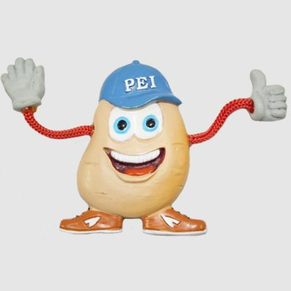 PEI Potato Magnet