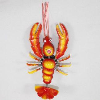Smile Wiggle Lobster Magnet