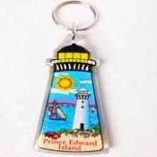 PEI Key Rings and Pins
