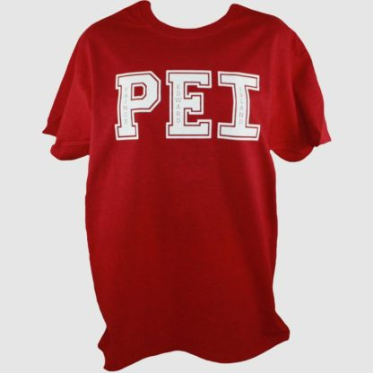 PEI in PEI T-Shirt