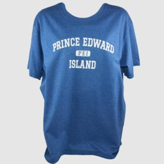 PEI Varsity T-Shirt