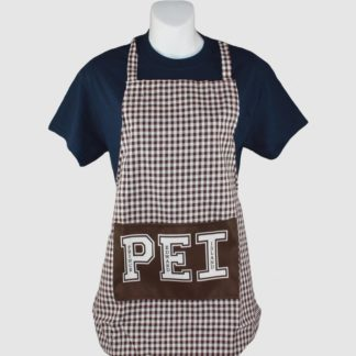PEI Brown Apron