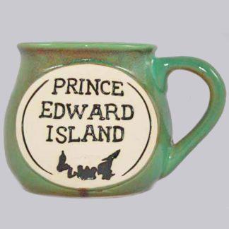 PEI Green Mug