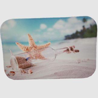 Starfish and Bottle Mat