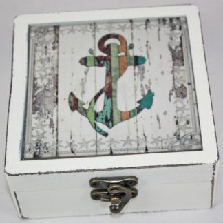 Anchor Coaster Set