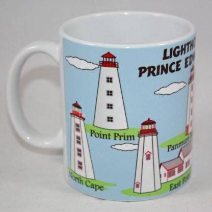 Lighthouses of PEI Mug