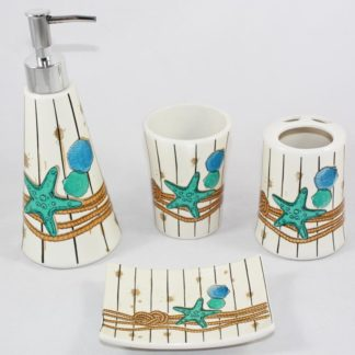 Bathroom Set 4pcs