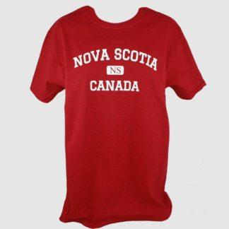 NS T-shirt Varsity