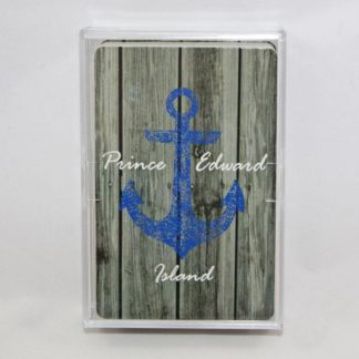 PEI Anchor Playing Card