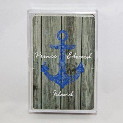 PEI Anchor Playing Card
