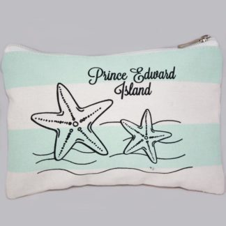 PEI Starfish Makeup Bag