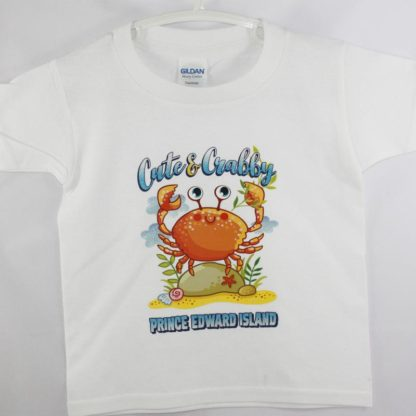 PEI Crab Kids T-shirt
