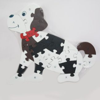 Dog Wood Puzzle