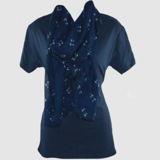 Double Anchor Scarf