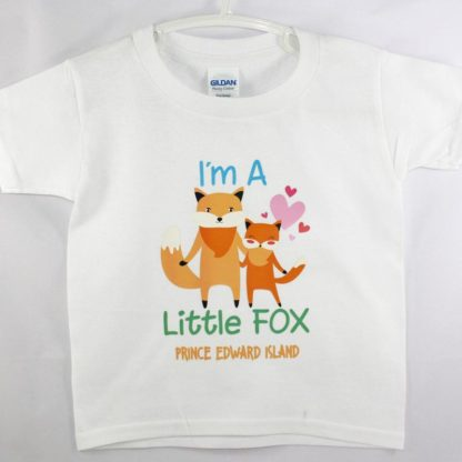 PEI Kids Fox T-Shirt