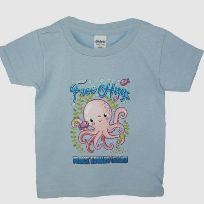 PEI KIds Octopus T-Shirt