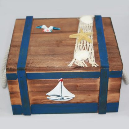 Nautical Chest Large