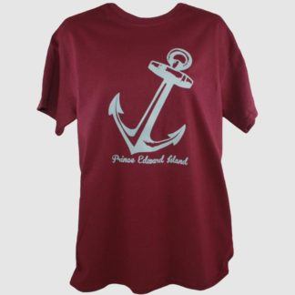 PEI Anchor T-Shirt