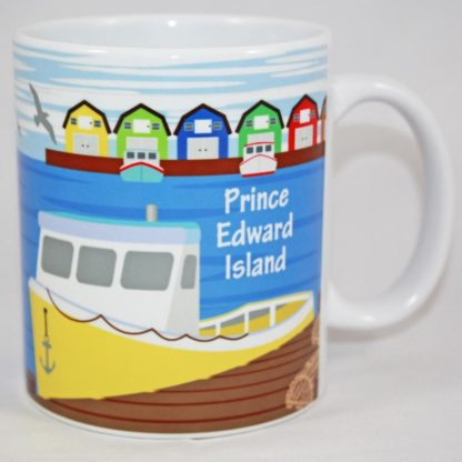 PEI Boat Mug