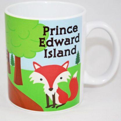 PEI Fox Mug