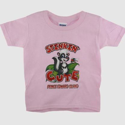 PEI Kids Stinkin Cute T-Shirt