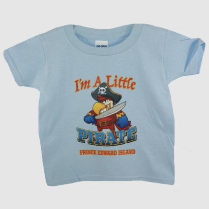 PEI Kids Pirate T-Shirt