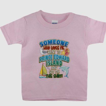 PEI Kids Someone T-Shirt