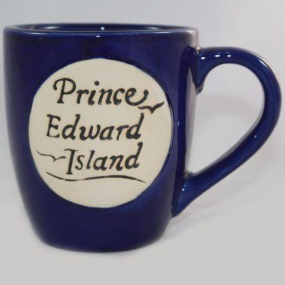 PEI Logo Stoneware Mug