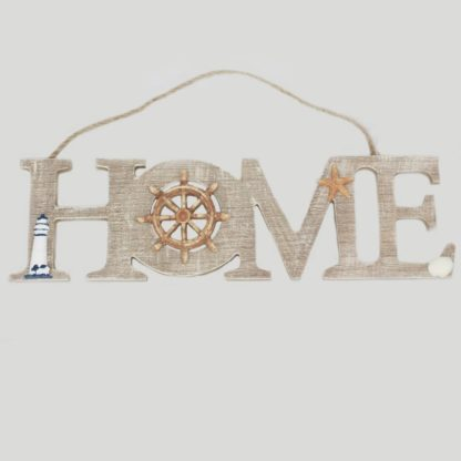 """Home"" Wood Decoration"