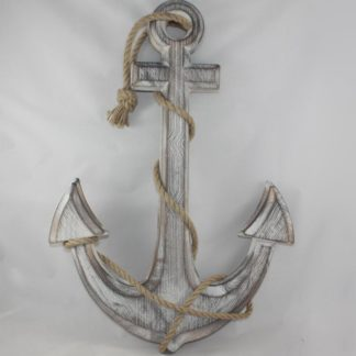 Large Grey Anchor