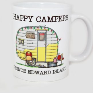 PEI Happy Campers Mug