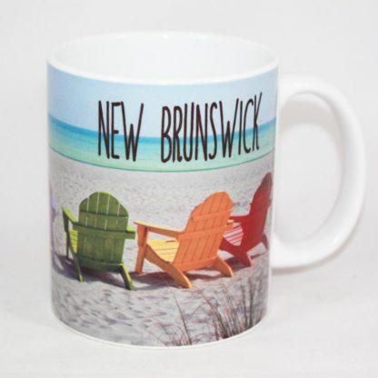 NB Beach Chair Mug