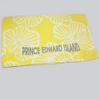 PEI Beach Towel Yellow
