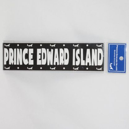 PEI Bumper Sticker