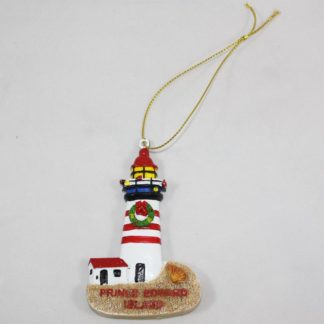 PEI Lighthouse Christmas Ornament