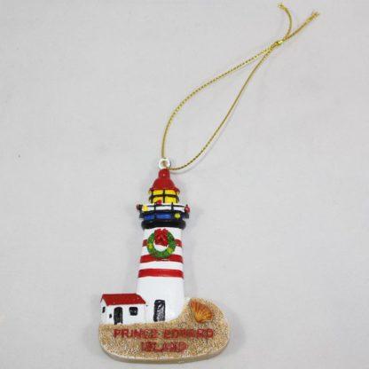 PEI Lighthouse Christmas Ornament