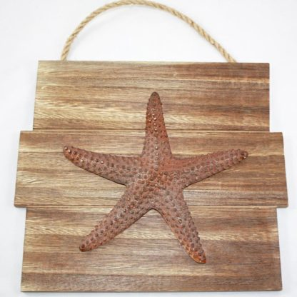 XR113 - Starfish Plaque