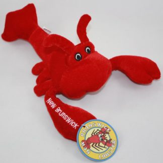 NB, New Brunswick, Lobster, Plush