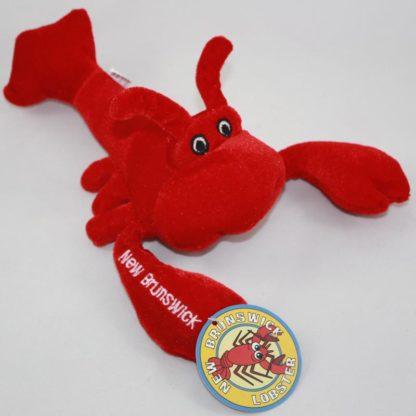 NB, New Brunswick, Lobster, Plush