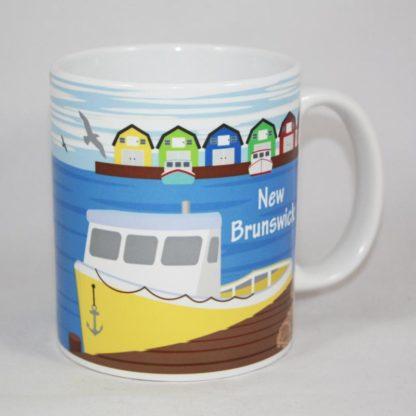 NB Boat Mug