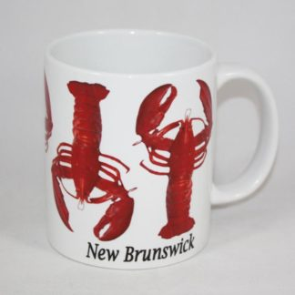 NB Vertical Lobster Mug