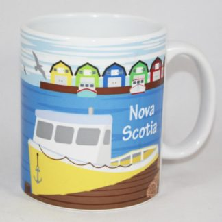 NS Boat Mug