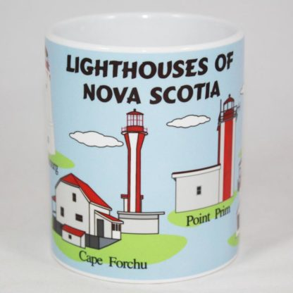 NS Lighthouse Mug