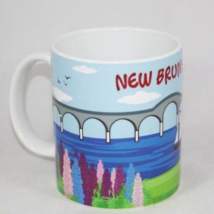 New Brunswick Bridge Mug