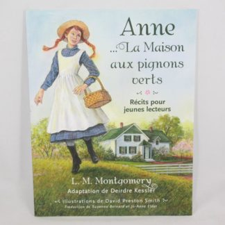 Anne Young Reader French