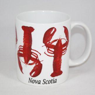NS Vertical Lobster Mug